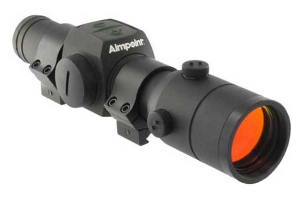 Aimpoint is an optics organization fabricating red dot sights