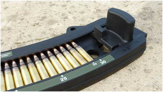 Maintaining Speed While Using Stripper Clip and Reloading Magazine