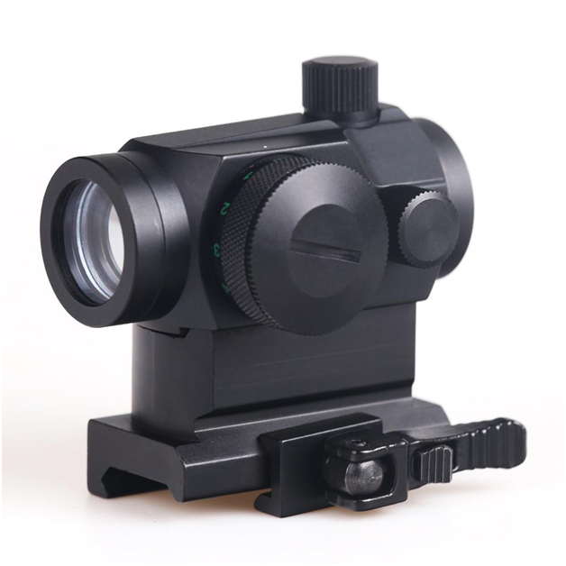 Red dot sights with laser is in the demand for various fields of shooting