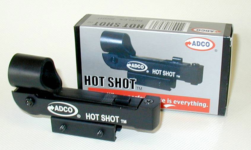 ADCO Hot Shot Red Dot Sight