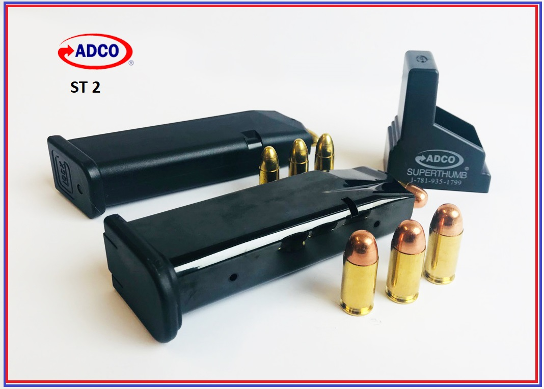 ADCO ST2 Multi Caliber Magazine Loader